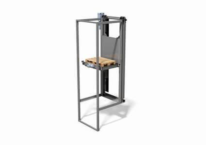 lille elevator fugtfjerner jem og fix. Black Bedroom Furniture Sets. Home Design Ideas