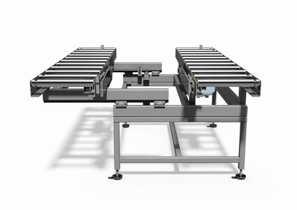 Double conveyor