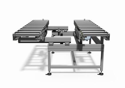 Double conveyor