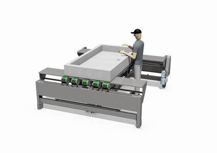 Variable conveyor