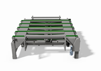 Adjustable conveyor