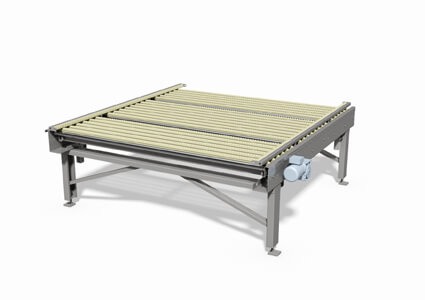 Centering conveyor