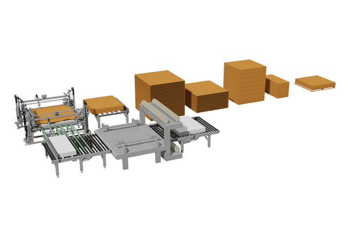 Workflow for mattress production